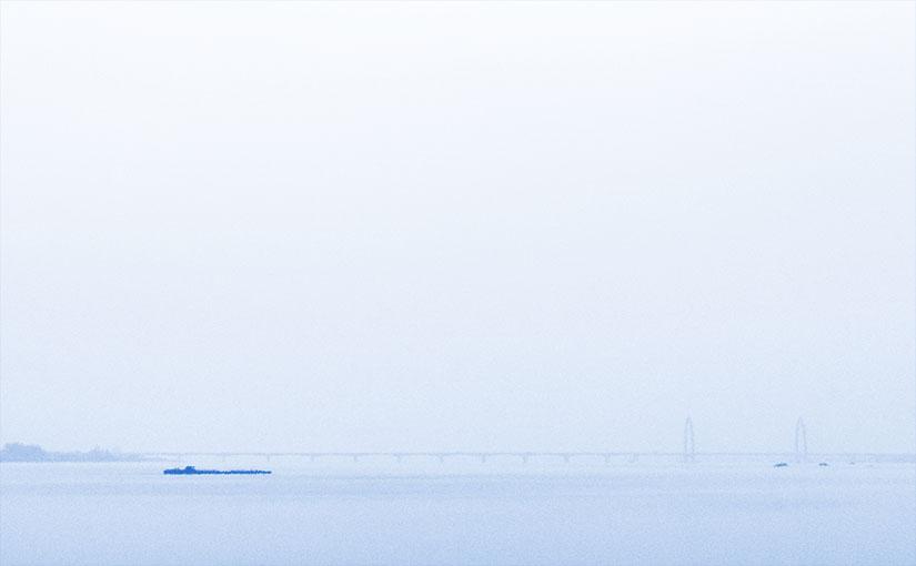 雾中的层次
