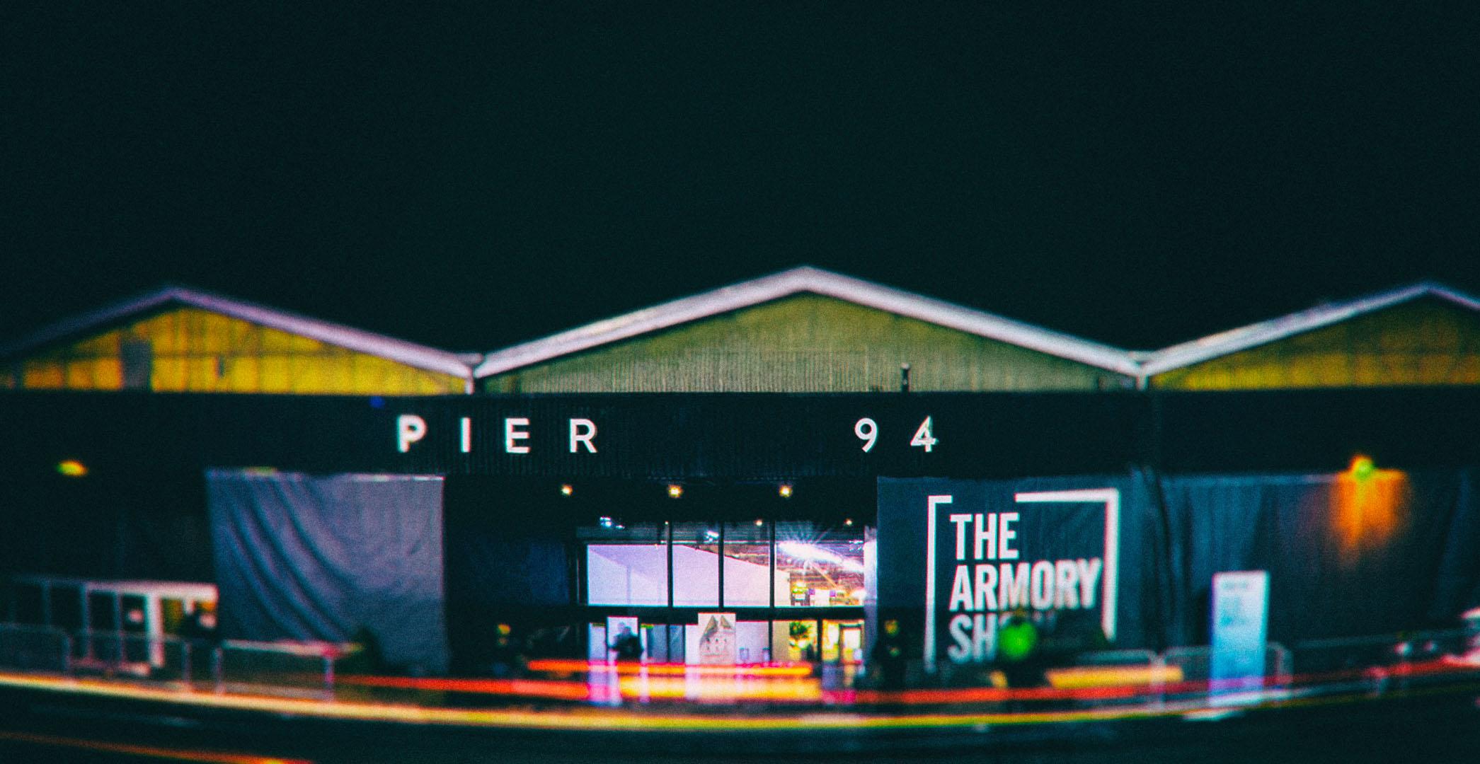 Armory Show:下午五点,我们重新开始